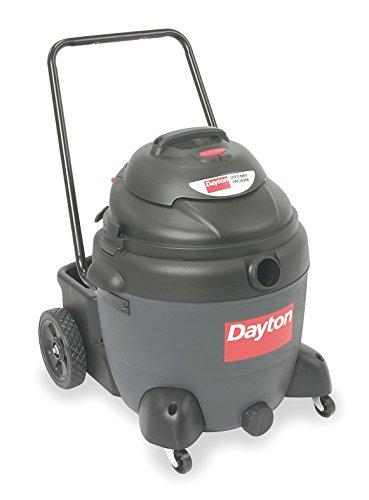 Dayton 4TB87 Wet/Dry Pump Vacuum, 6.5 HP, 18 gal, 120V