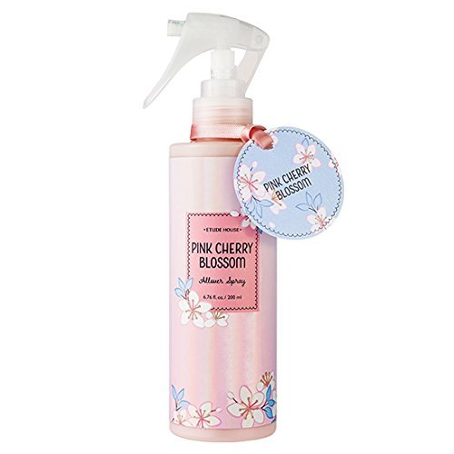 Etude House Pink Cherry Blossom Allover Spray 200ml (6.76 fl.oz.)