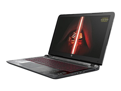 HP Star Wars Special Edition 15-an050nr 15.6-Inch Laptop