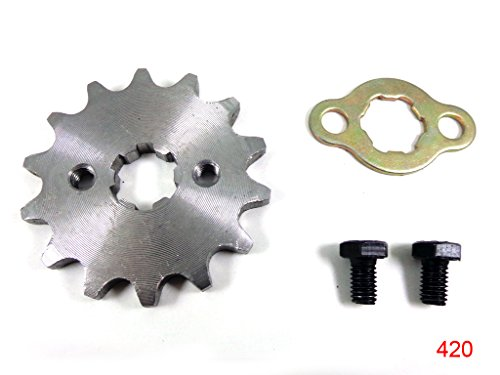 Engine Chain Sprocket 420 14 Teeth for 50cc 90cc 110cc 125cc Chinese ATV Dirt Bike Quad TaoTao Roketa Sunl
