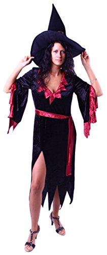 Hexenkleid Halloweenkostüm Rot Hexe Halloweenkostüm Hexenkleid UxxwEz7R