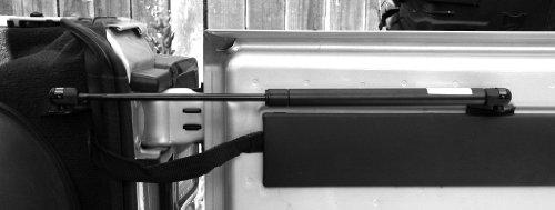 Dominion OffRoad Jeep JK Wrangler Tailgate Strut Kit 2007 to 2010