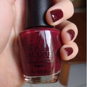 OPI Mrs O'leary's BBQ W44