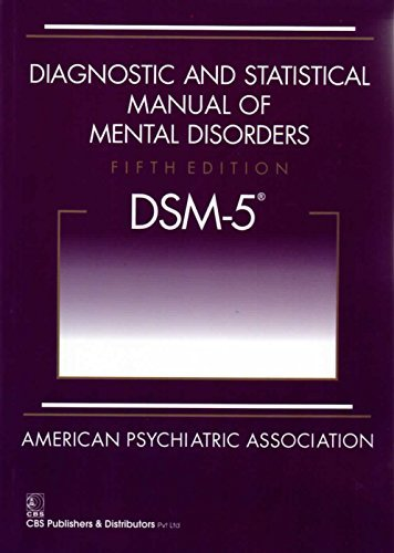 Price comparison product image Diagnostic and Statistical Manual of Mental Disorders, 5th Edition: DSM-5