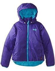 (3.5折)$42.49,Helly Hansen K Synergy Insulator 紫色保暖夹克,