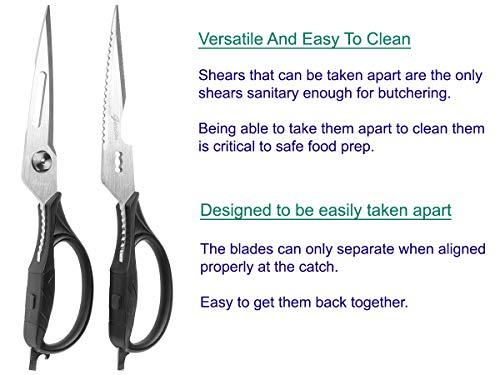 Buy the best kitchen scissors