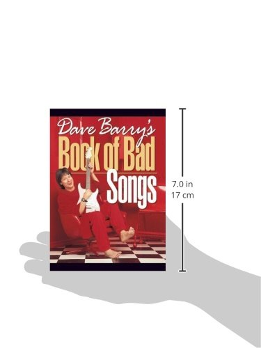 Dave Barry's Book of Bad Songs: Dave Barry: 0050837190337