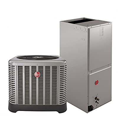 5 Ton Rheem 14.5 SEER R410A Air Conditioner Split System (Classic Series)
