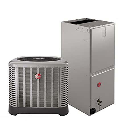 amazon com 2 5 ton 16 seer rheem ruud air conditioning system rh amazon com Rheem Air Handler Wiring Diagram Rheem 15 Seer Air Conditioner