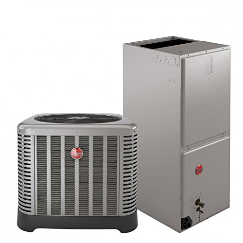 3.5 Ton Rheem 15 SEER R410A Air Conditioner Split System (Classic Series)