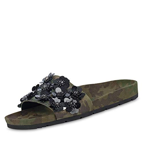amp; Camouflage Schmenger Kennel Zoccoli Donna Laos 4qPwxw08p