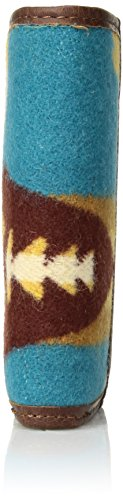 Pendleton Men's Trifold Wallet, Tucson Turquoise, One Size by Pendleton (Image #3)