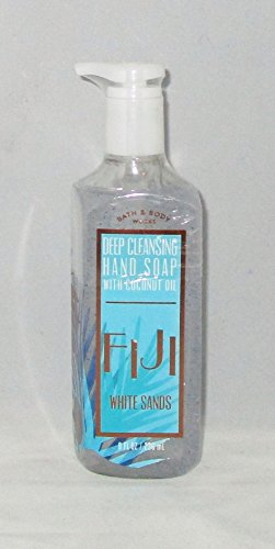 Bath & Body Works Deep Cleansing Hand Soap Fiji White Sands 2017