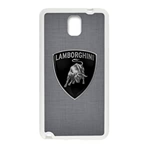 DAZHAHUI Lamborghini sign fashion cell phone case for Samsung Galaxy Note3