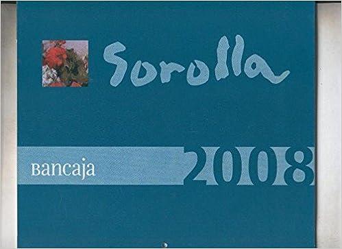 Calendario 2008.Sorolla Calendario 2008 Varios Amazon Com Books