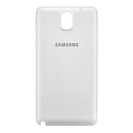 Samsung Galaxy Note 3 Case Wireless Charging Battery Cover  White  Cover Note