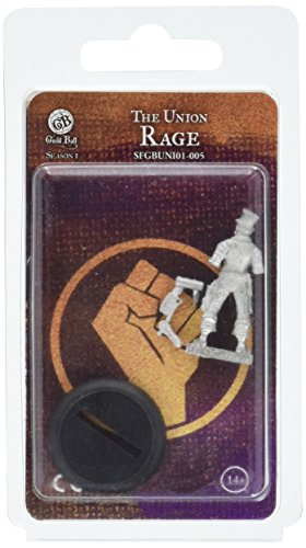 Rage Kit - Steamforged Games Guild Ball Union Rage Kit