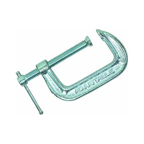 IRWIN Tools QUICK-GRIP C-Clamp, 1 1/2-inch, 1 1/2-inch Throat Depth (2025101) ()