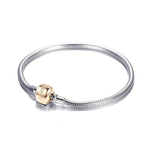 Soufeel 14K Or clips bracelet