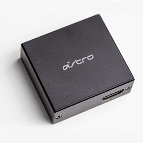 Astro HDMI-adapter voor PS5, 4K HDMI-audio-extractor naar optische Spdif Toslink, Compatibel met A50-basisstation…