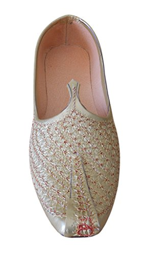 Kalra Kalra Slippers Creations Men's Creations Cream Men's Slippers qOtAwOv