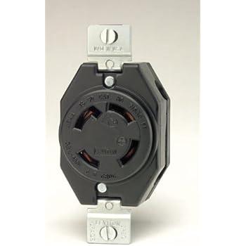 leviton 2731 30 amp 480 volt 3 phase nema l16 30p 3p. Black Bedroom Furniture Sets. Home Design Ideas