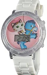 Sheriff Callie Girl's Digital Light Up Watch SCA3002