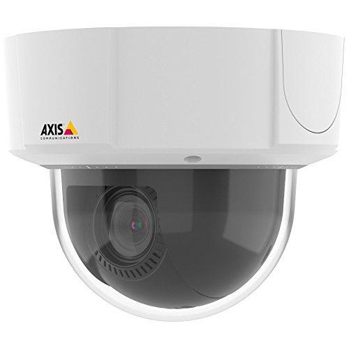 Zoom Mpeg4 Network Camera - AXIS M5525-E Network Camera - Monochrome, Color