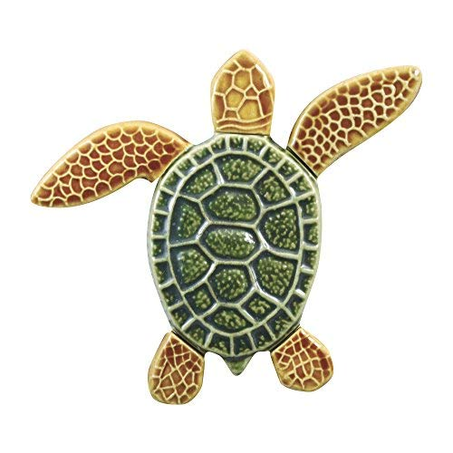 - Lauderdale Tile Turtle Right Up Multi (TR-0505-MU)
