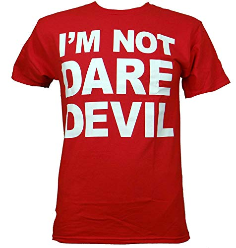 Marvel I'm Not Daredevil T-Shirt