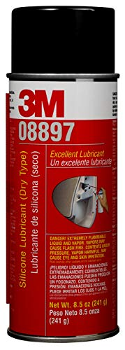 3M Silicone Lubricant Dry