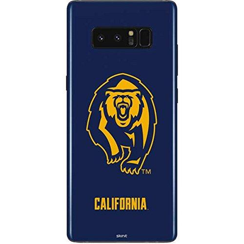amazon com university of california berkeley galaxy note 8 skin