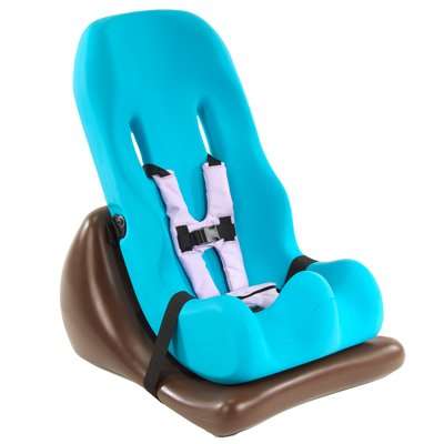 Fabrication HealthCare Special Tomato Floor Sitter Seat And Wedge ,Teal, Size -2 Tomato Soft Cushion
