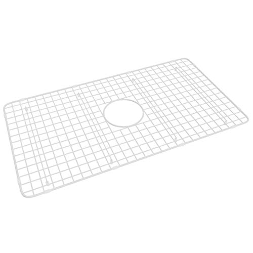 ROHL WSG3017WH Wire Sink Grids, 26.37'', White