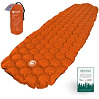 ECOTEK Outdoors Hybern8 Ultralight Inflatable Sleeping...