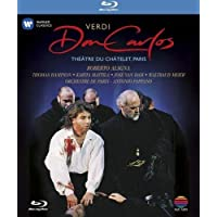 Verdi: Don Carlos [Reino Unido]