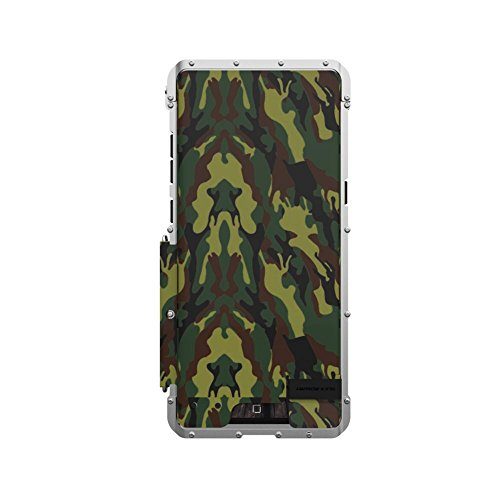 Galaxy Note 8 Case,Note 8 Aluminum Metal Case,Fusicase 360 Armor King Cool Stainless Steel Aluminum Case Flip ull Body Armor Hybrid Defender Shockproof Protective Cover for Samsung Galaxy Note 8