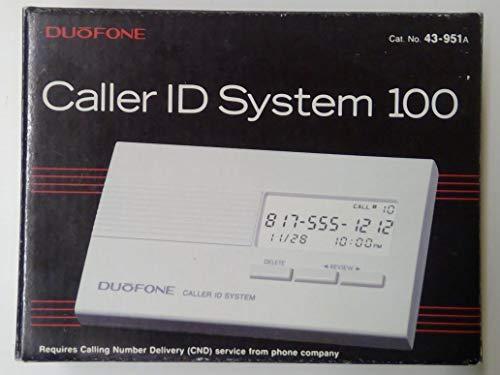 Radio Shack Caller IdCall