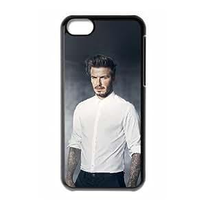 David Beckham_024 For iphone 5c Cell Phone Case Black pu1m0h_7597013