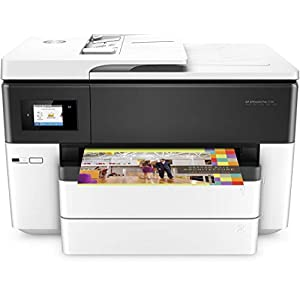 HP OfficeJet Pro 7740 Wide Format All-in-One Printer with Wireless Printing, Amazon Dash Replenishment ready (G5J38A)