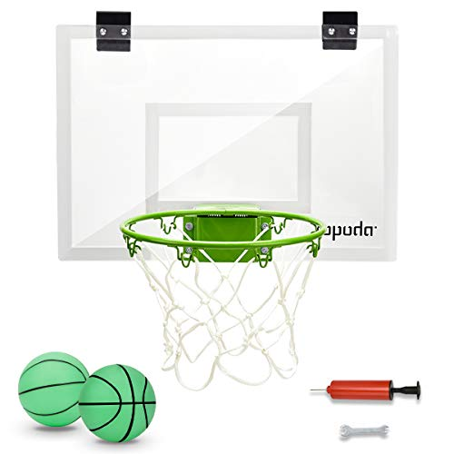 Mini Basketball Hoop Glow