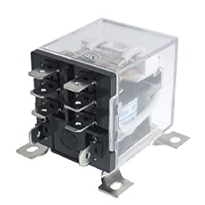 jqx f z dc v a dpdt general purpose power relay pin jqx 12f 2z dc 12v 30a dpdt general purpose power relay 8 pin