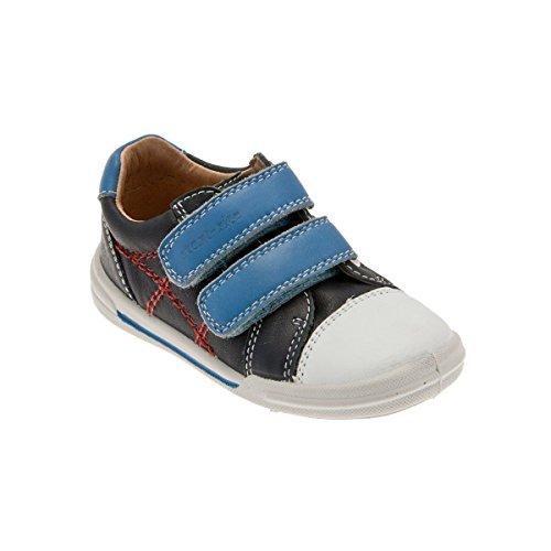Start-rite - Zapatos primeros pasos para niño azul marino
