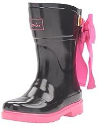 Joules Girls JNR EVEDON Welly Rain Boot