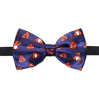36e59983bd34 Christmas Novelty Bow Ties (Santa, Reindeer & Christmas Tree) (Reindeer)