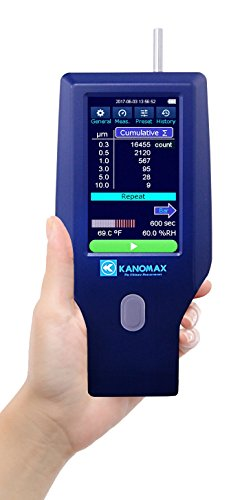 Kanomax 3888-Channel Handheld Laser Particle Counter, Instrument (Handheld Particle Counter)