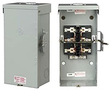 41mpGmVpQrL._SX355_ ge energy industrial solutions tc10323r ge outdoor double pole double throw safety switch wiring diagram at n-0.co