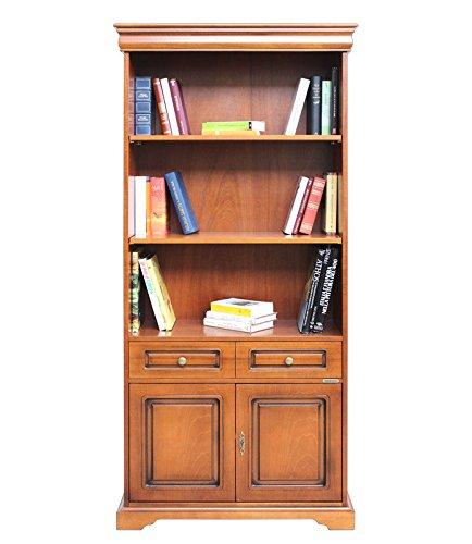 Arteferretto Librería de Madera con estantes Regulables ...