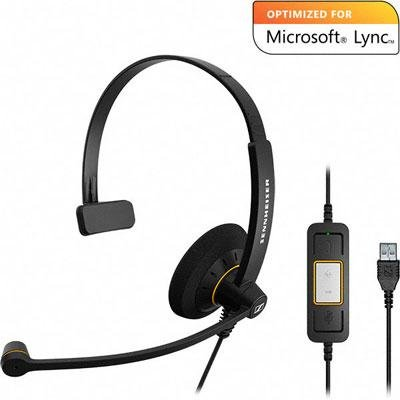 Headset for Microsoft Lync (SC 30 USB ML) -