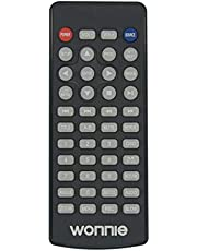 WONNIE Remote for Portable DVD Player
